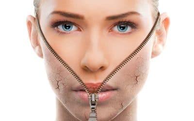 7-дневна програма за дехидратирана кожа