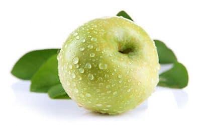 Зелена ябълка – красота и здраве от глава до пети