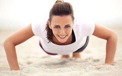 5 най-ефективни упражнения за стягане и повдигане на гърдите