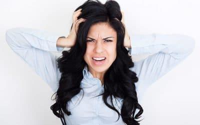 Съвети за справяне с чувствителния скалп