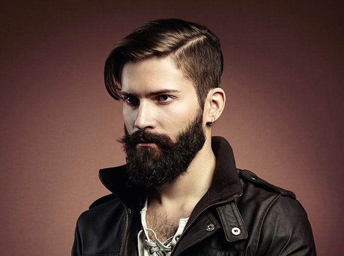 Защо мъжете си пускат бради?