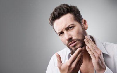 10 техники за прикриване на възрастта при мъжете