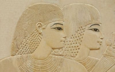 Beauty rituals in Ancient Egypt