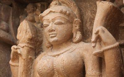 Ритуали за красота от Индия